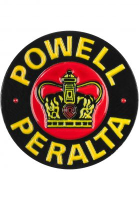 Powell-Peralta Supreme Lapel Pin