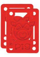 Pig-1-8-Soft-Riser-red-Vorderansicht