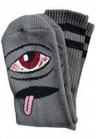 Toy-Machine-Socken-Bloodshot-Eye-black-Vorderansicht