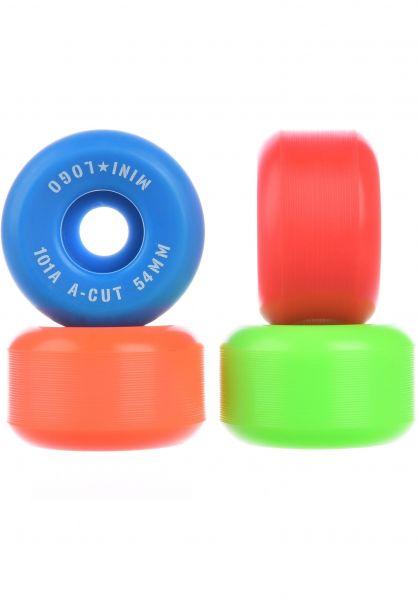 Mini-Logo Rollen A-Cut #3 101A assorted vorderansicht 0134703