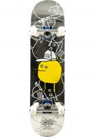 inpeddo-skateboard-komplett-x-lousy-livin-premium-lemon-silver-vorderansicht-0162377