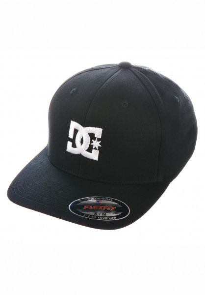 DC Shoes Caps Cap Star 2 black vorderansicht 0566946