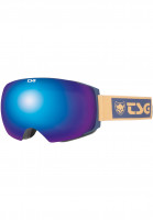 TSG Snowboard-Brille Goggle Two block midnight-blue Vorderansicht