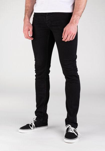 19.91 Denim Jeans The Slim blackwarning vorderansicht 0269060