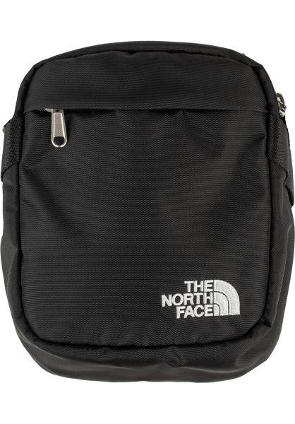 The North Face Taschen Convertible Shoulder Bag black vorderansicht 0891602