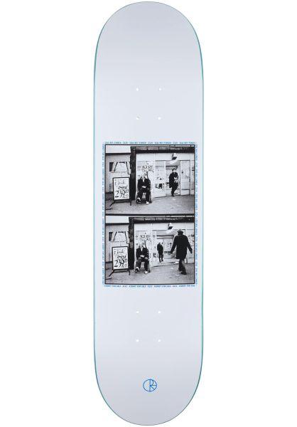Polar Skate Co Skateboard Decks Klez Kidney For Sale 2.0 white vorderansicht 0265667