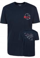 Theories Of Atlantis T-Shirts Magic Bullet navy Vorderansicht