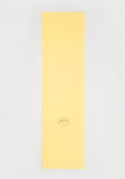 TITUS Griptape Hexagon 70 Anti-Bubble yellow Vorderansicht 0142094