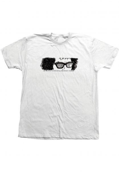 Toy-Machine T-Shirts Dylan white vorderansicht 0323477