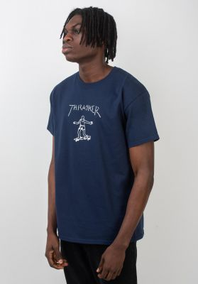 Thrasher T-Shirts Gonz