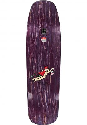 Polar Skate Co Aaron Herrington Aarons Deli 1992 Shaped