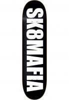 Sk8Mafia-Skateboard-Decks-OG-Logo-black-Vorderansicht