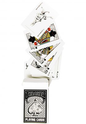 Thrasher Playing-Cards