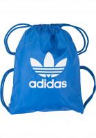 adidas Taschen Gymsack Trefoil blue Vorderansicht