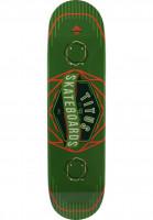 TITUS Skateboard Decks Atom green Vorderansicht