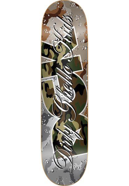 DGK Skateboard Decks Desert Storm multicolored vorderansicht 0261885