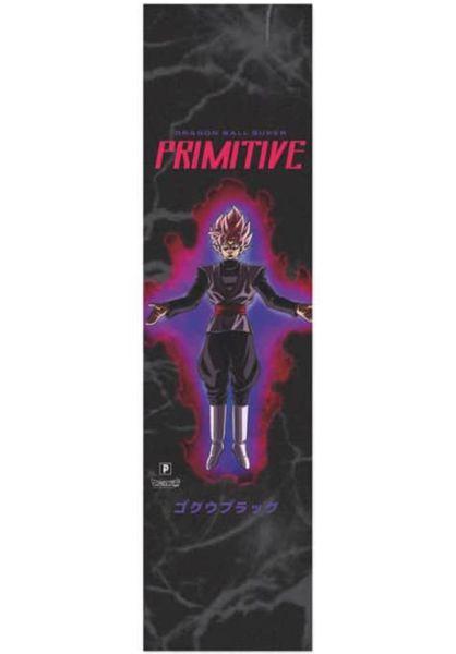 Primitive Skateboards Griptape Black Rose black vorderansicht 0142667