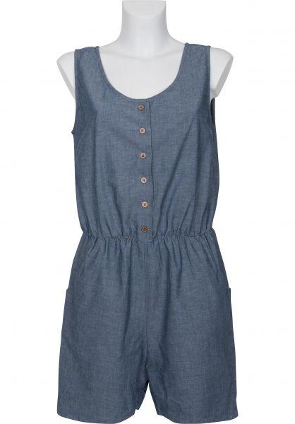 Forvert Jumpsuits Othilie blue-jeans Vorderansicht