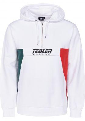 Tealer Half-Zip Plaza