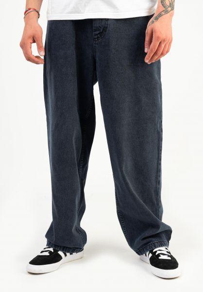 Polar Skate Co Jeans Big Boy Jeans blue-black vorderansicht 0269093