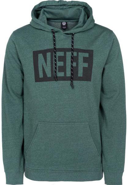 Neff Hoodies New World forestheather vorderansicht 0444732