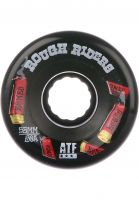Bones Wheels Rollen ATF Rough Riders Shotgun 80A black Vorderansicht