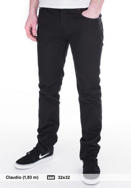 TITUS Jeans Tube Fit black-black Vorderansicht
