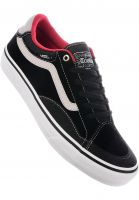 Vans Alle Schuhe TNT Advanced black-white-red Vorderansicht
