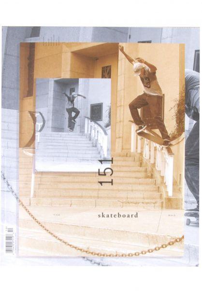 The-Skateboard-Mag Verschiedenes Magazine 2016 Oktober Vorderansicht