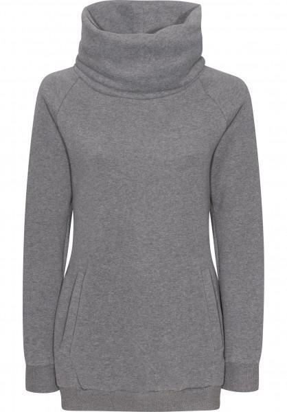 Forvert Sweatshirts und Pullover Kemi darkgrey Vorderansicht