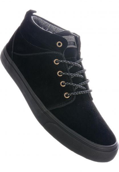 TITUS Alle Schuhe Hudson Mid black-black vorderansicht 0604515