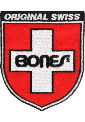 Bones Bearings Swiss Shield