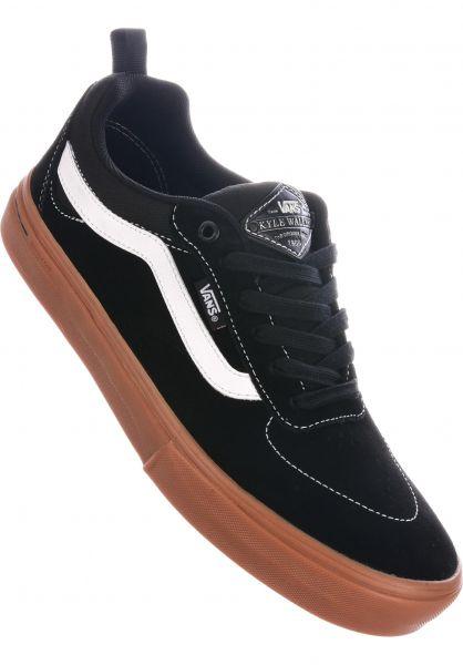 Vans Alle Schuhe Kyle Walker Pro black-gum vorderansicht 0603976