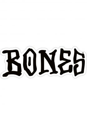 "Bones Wheels OG Bones 5"" Sticker"