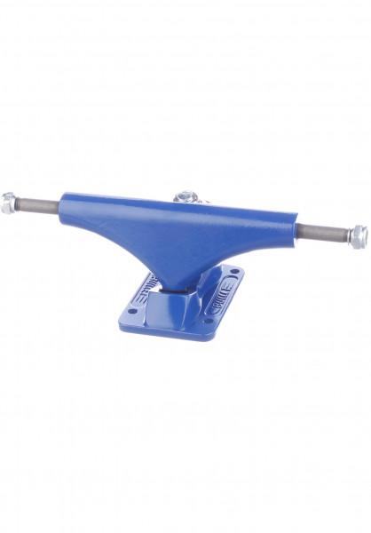Bullet Achsen 130mm blue-blue Vorderansicht