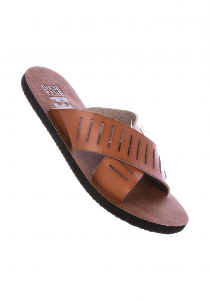 Billabong Sandalen Bridge Walk desertbrown Vorderansicht