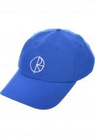 Polar Skate Co Caps Camper Dad Hat 80's Blue Vorderansicht