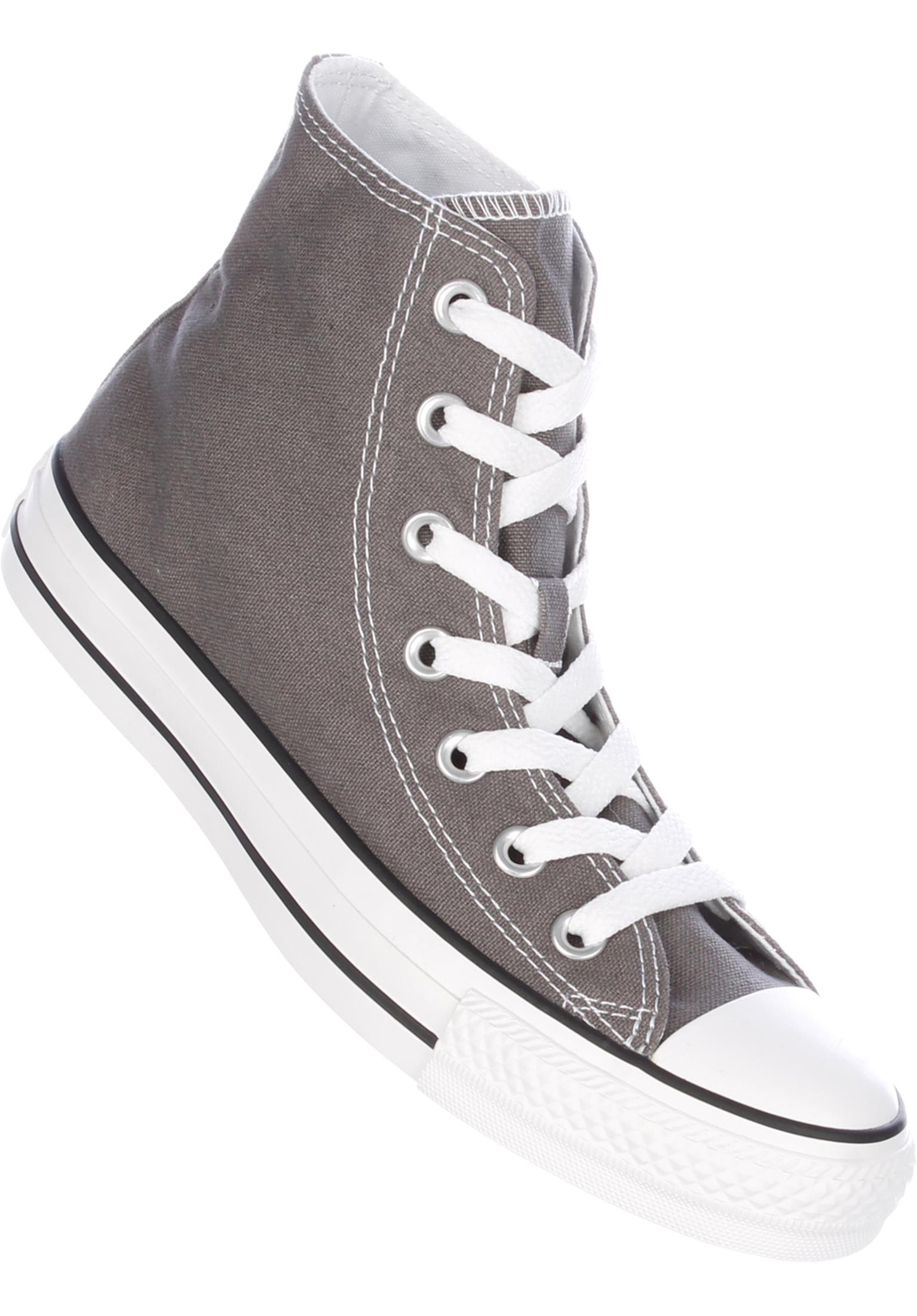 d392e7011b9b7f Chuck Taylor Allstar Hi Converse Alle Schuhe in charcoal für Herren ...