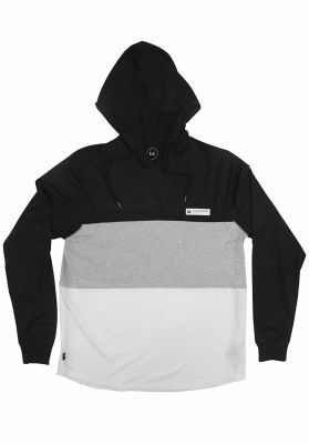 Red-Dragon Estuary Hooded Henley