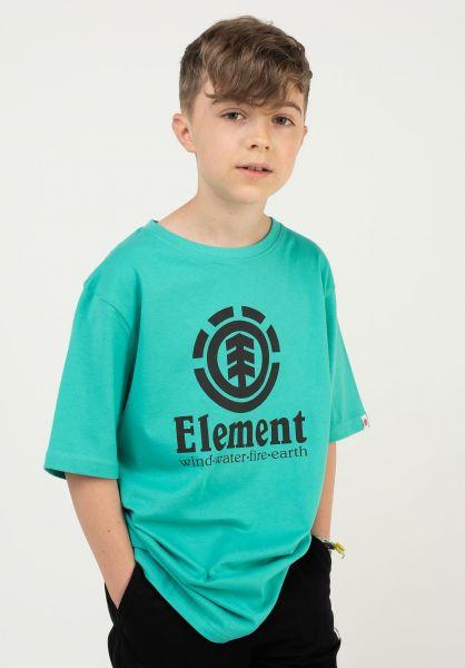 Element T-Shirts Vertical Kids atlantis vorderansicht 0371465