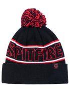 spitfire-muetzen-hombre-pom-black-red-white-vorderansicht-0572605