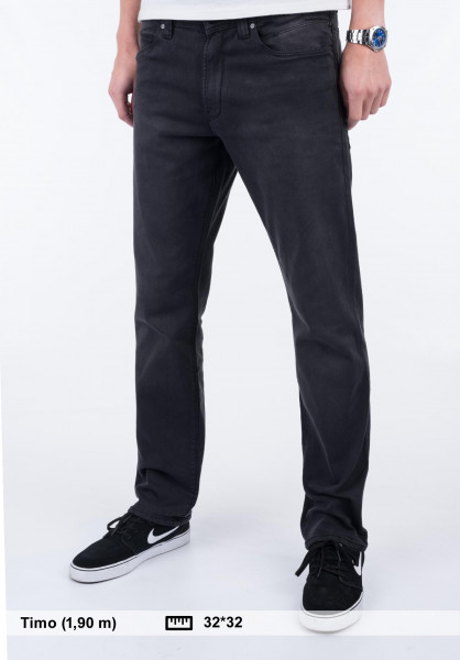 Reell Jeans Razor 2 fadedblack Vorderansicht