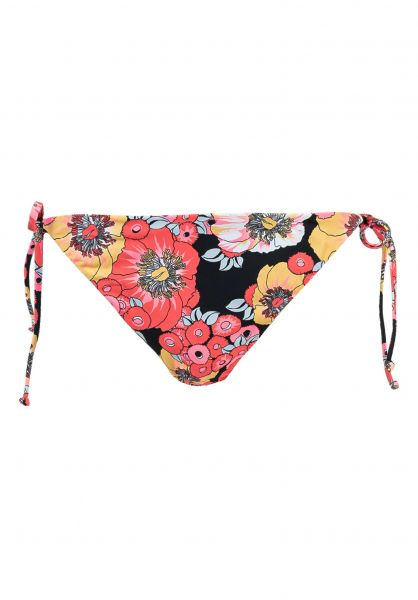 Billabong Beachwear S.S Tie Side Tropic Bikini-Bottom flowers vorderansicht 0205434