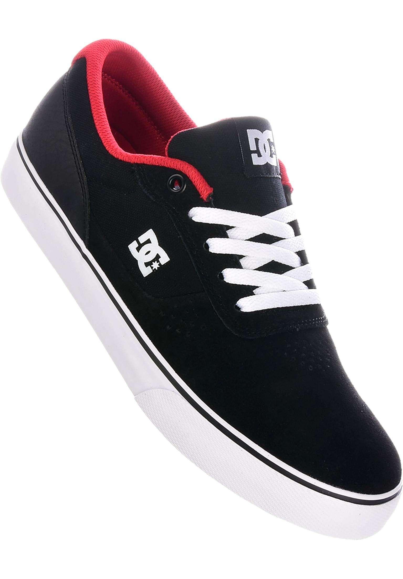 10693af7a9 Switch S DC Shoes Alle Schuhe in black-athleticred für Herren | Titus