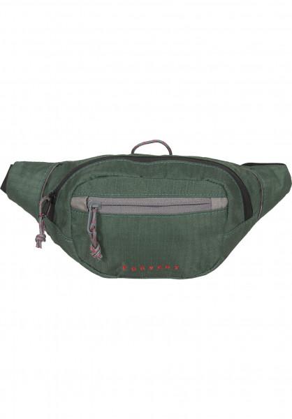 Forvert Hip-Bags Lenn green Vorderansicht
