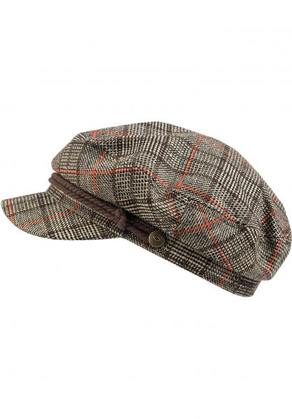 Brixton Hüte Fiddler darkbrown vorderansicht 0580162