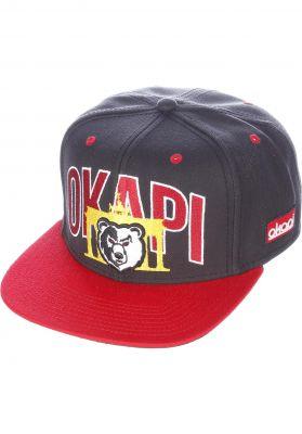 Okapi 6P Snapback CS Baustelle