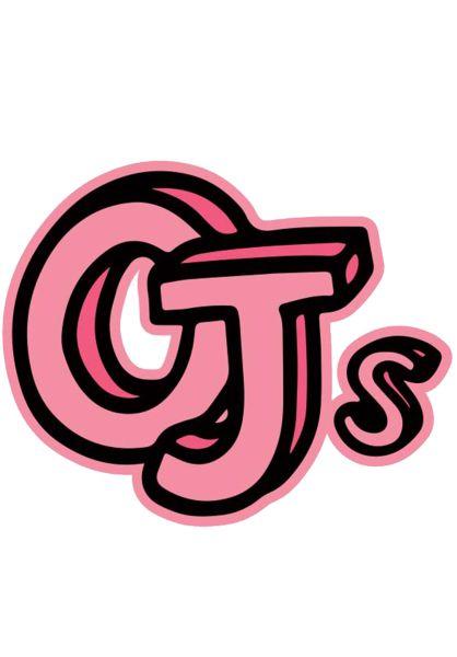 OJ Wheels Verschiedenes Sketchbook pink vorderansicht 0972375