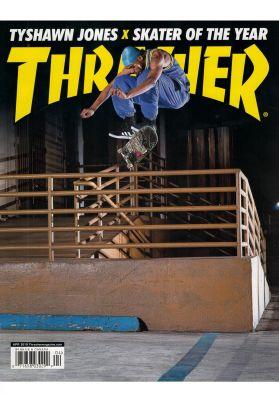 Thrasher Magazine Issues 2019