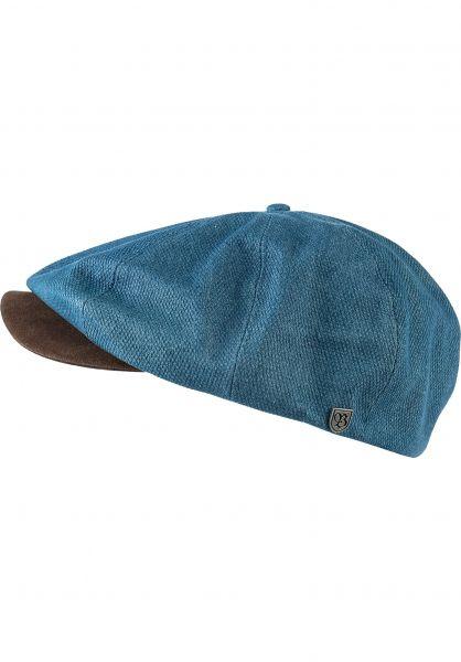 Brixton Hüte Brood indigo-bown vorderansicht 0580161